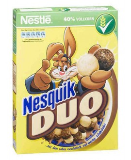 NESQUIK CEREALI DUO GR.325