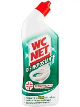WC NET DISINCROSTANTE GEL ML.750