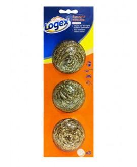 LOGEX SPUGNETTE INOX A3