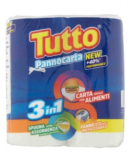 TENDERLY TUTTO PANNO CARTA PZ.2