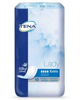 TENA LADY ASS.EXTRA X10