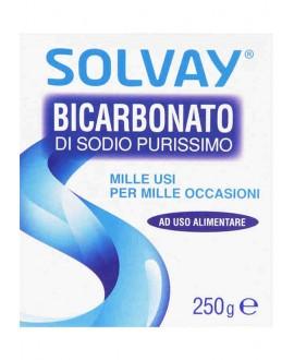 SOLVAY BICARBONATO DI SODIO GR.250