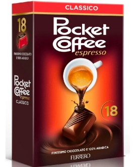 POCKET COFFEE GR.225 T18