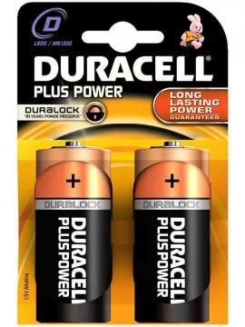 DURACELL BATTERIA TORCIA X2