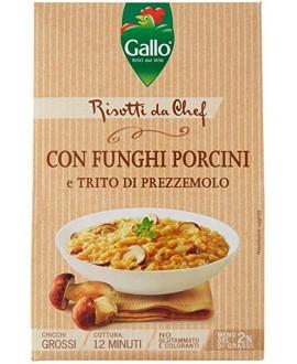 GALLO RISO FUNGHI GR.175