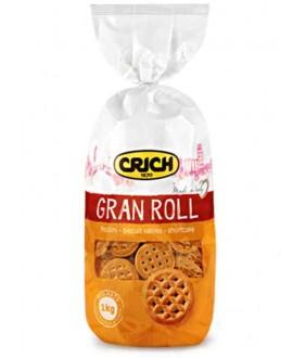 CRICH BISCOTTI GRAN ROLL KG.1