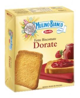 MULINO BIANCO FETTE DORATE X40 GR.315