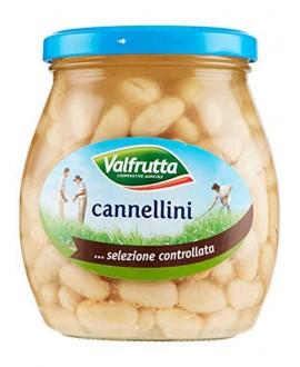 VALFRUTTA CANNELLINI VETRO GR.580