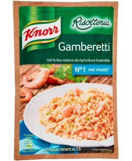 KNORR RISOTTO AI GAMBERETTI GR175