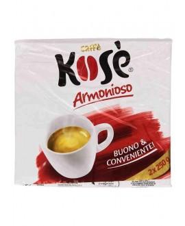 KOSÈ CAFFÈ RED ARMONIOSO GR.250X2