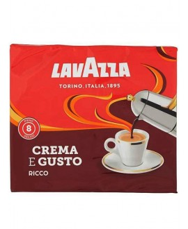 LAVAZZA CAFFÈ GUSTO RICCO GR.250X2