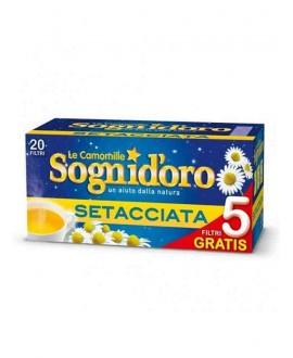 SOGNI D' ORO CAMOMILLA SETAC.FL.20+5