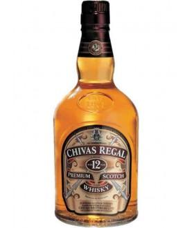 CHIVAS REGAL WHISKY 12YEAR CL.70