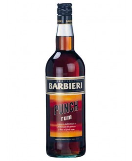 PUNCH BARBIERI LT.1 RUM/AR./MAND.