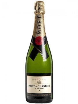 MOET&CHANDON CHAMPAGNE 750ML