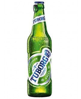 TUBORG BIRRA GREEN CL.66