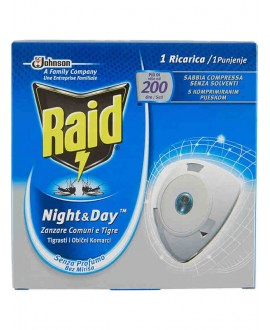 RAID NIGHT & DAY BASE 2B+1 R.