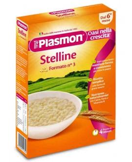PLASMON PASTINA N.3 STELLINE GR.340