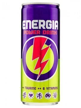 ENERGIA POWER DRINK ML.250