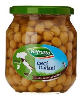 VALFRUTTA CECI VETRO GR.580