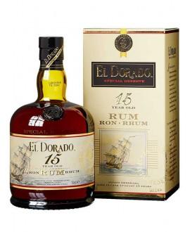 EL DORADO RHUM 15A CL.70