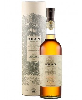 OBAN WHISKY 14 YEARS CL.70