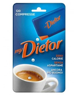 DIETOR COMPRESSE X120