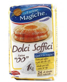 LOCONTE FARINA DOLCI SOFFICI KG1