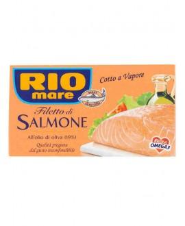 RIO MARE FILETTI SALMONE O.O.GR.150