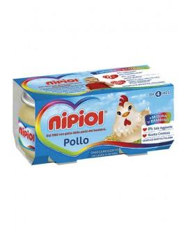 NIPIOL OMOGENEIZZATI POLLO GR.80X2