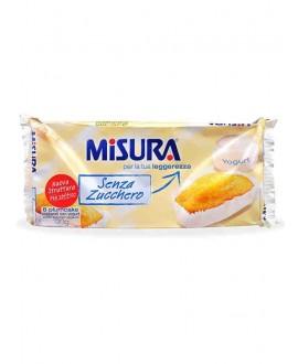 MISURA PLUMCAKE S/ZUCCHERO GR.190