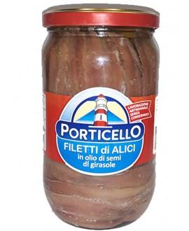 PORTICELLO FILETTI DI ALICI GR.720