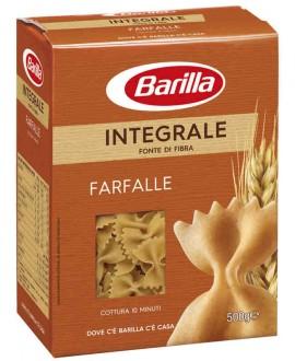 BARILLA INTEGRALE FARFALLE GR.500