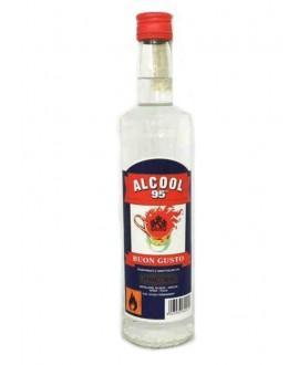 ITALCORAL ALCOOL BUONGUSTO 95° CL50