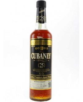 CUBANEY RHUM 25/A CL.70