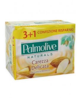 PALMOLIVE SAPONE LATTE MANDORLA GR.90X4