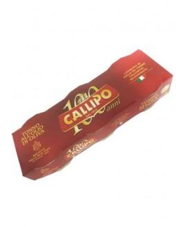 CALLIPO TONNO OLIO OLIVA GR.80X3 STRAPPO
