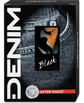 DENIM AFTER SHAVE BLACK ML.100