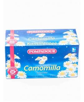 POMPADOUR CAMOMILLA SET.100%ITA 18 FF