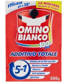 OMINO BIANCO ADDITIVO 100 PIÙ GR.500