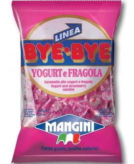 MANGINI CARAM.BYE YOG.FRAGOLA GR.150