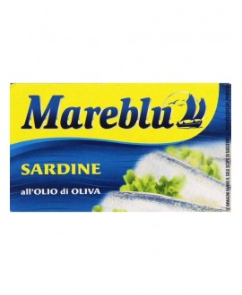 MAREBLU SARDINE IN OLIO D' OLIVA 120G