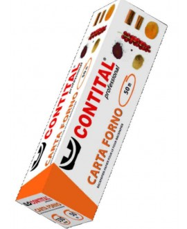 CONTITAL CARTA FORNO MT.50