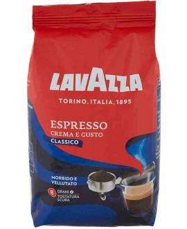 LAVAZZA CAFFÈ CREMA&GUSTO GRANI KG.1