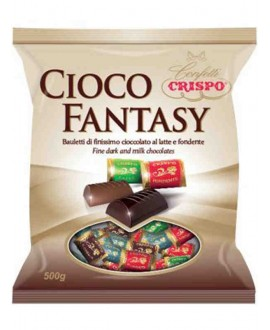 CRISPO CIOCC.FANTASY BUSTA GR.140