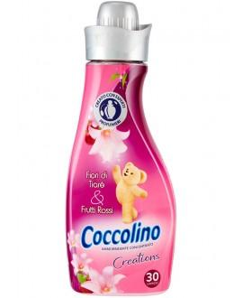 COCCOLINO FIORI DI TIARÈ&FRUTTI ROSSI ML750