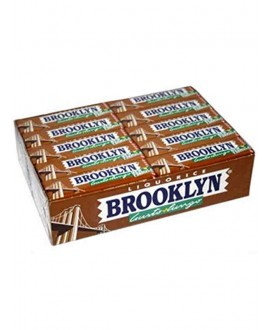 BROOKLYN C/Z LIQUORICE PZ.20