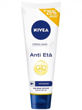 NIVEA CREMA HAND ANTI-ETÀ ML.100+25