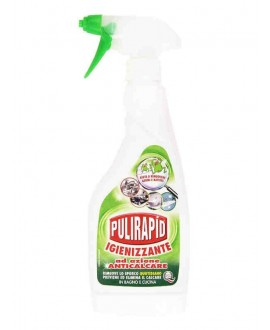 PULIRAPID ML.500 IGIENIZZANTE ML 500 SPRAY