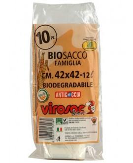 VIROSAC ROTOLO SACCO RACC.DIFF.BIOD.42X42